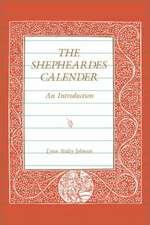 The Shepheardes Calender