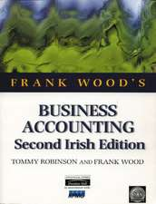 Business Accounting Irish Edition