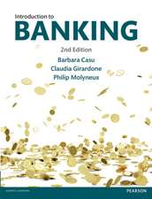 Introduction to Banking 2nd edition