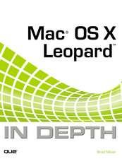 Apple Mac OSX Leopard In Depth