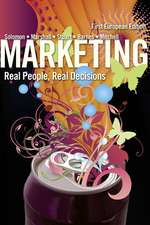 Marketing: Real People, Real Decisions First European Edition, with MyMarketingLab Online Access Card