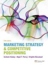 Marketing Strategy & Competitive Positioning:  Improving Service Delivery