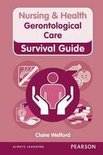 Gerontological Care