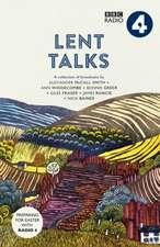 Lent Talks