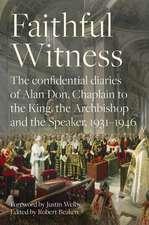 FAITHFUL WITNESS