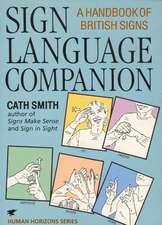 Sign Language Companion