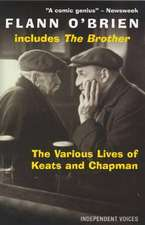 The Various Lives of Keats and Chapman