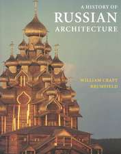 A History of Russian Architecture