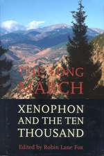 The Long March – Xenophon and the Ten Thousand
