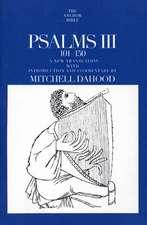 Psalms III – 101–150