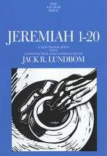 Jeremiah 1-20
