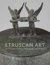 Etruscan Art: in The Metropolitan Museum of Art