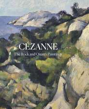 Cezanne – The Rock and Quarry Paintings