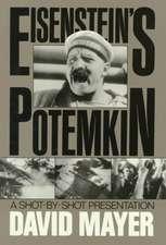 Sergei M. Eisenstein's Potemkin: A Shot-by-shot Presentation