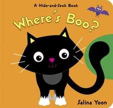 Where's Boo?:  A Hide-And-Seek Book