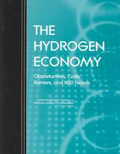 The Hydrogen Economy:  Opportunities, Costs, Barriers, and R&d Needs