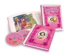 The Sweetest Story Bible Deluxe Edition: Sweet Thoughts and Sweet Words for Little Girls; With CDs