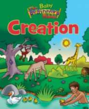 The Baby Beginner's Bible Creation