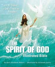 The Spirit of God Illustrated Bible: Over 40 Stories of God's Power and Presence