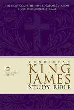 KJV Zondervan Study Bible, Hardcover