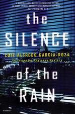 The Silence of the Rain:  An Inspector Espinosa Mystery