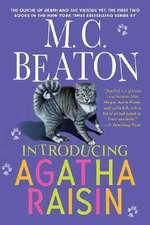 Introducing Agatha Raisin:  The Quiche of Death/The Vicious Vet