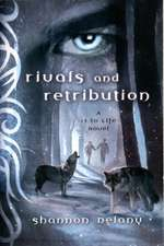 Rivals and Retribution:  Harry to the Rescue!