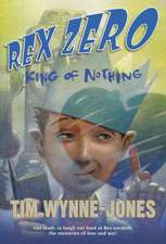 Rex Zero, King of Nothing:  Escape from Furnace 2