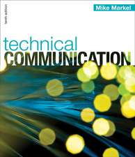 Markel, M: Technical Communication