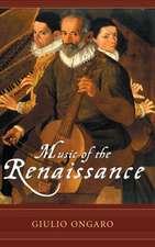 Music of the Renaissance