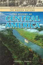 The History of Central America