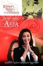 Women's Roles in Asia