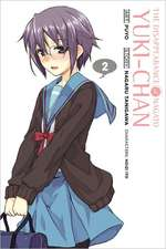 The Disappearance of Nagato Yuki-chan, Vol. 2