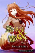 Spice and Wolf Volume 9