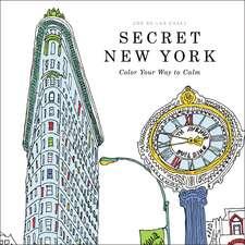Secret New York: Color Your Way to Calm