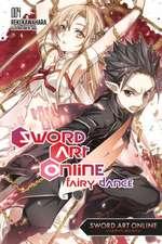 Sword Art Online 4: Fairy Dance (light novel)