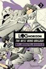 Log Horizon The West Wind Brigade Volume 3