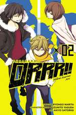 Durarara!! Yellow Scarves Arc, Vol. 2