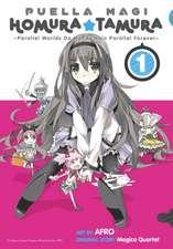 Puella Magi Homura Tamura, Vol. 1: ~Parallel Worlds Do Not Remain Parallel Forever~