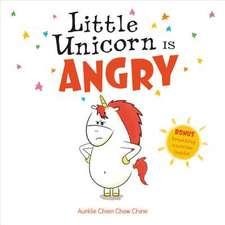 Little Unicorn Is Angry