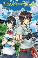 The Boy and the Beast, Vol. 2 (manga)