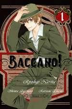 Baccano!, Vol. 1 (manga)