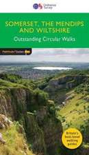 Pathfinder Somerset, the Mendips & Wiltshere
