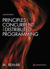 Principles of Concurrent and Distributed Programming