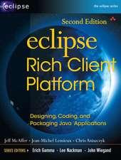 Eclipse Rich Client Platform:  What Makes Them Click?