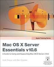 OS X Server Essentials v10.6