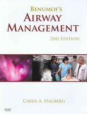 Benumof's Airway Management
