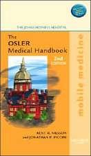The Osler Medical Handbook: Mobile Medicine Series