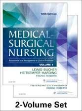 Medical-Surgical Nursing - 2-Volume Set: Assessment and Management of Clinical Problems
