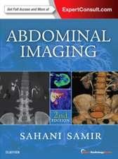 Abdominal Imaging: Expert Radiology Series